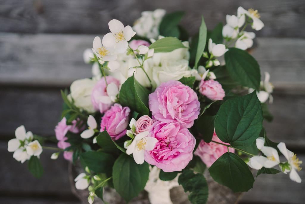 Fiori di gelsomino per un matrimonio d agosto bon bon flower for Fiori di agosto