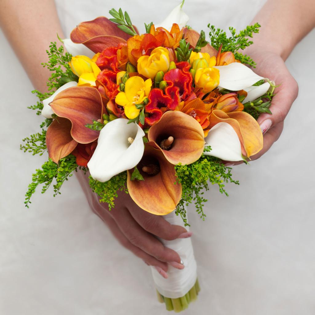 Bouquet Sposa Ottobre.Bouquet Di Calle Per Un Matrimonio A Ottobre