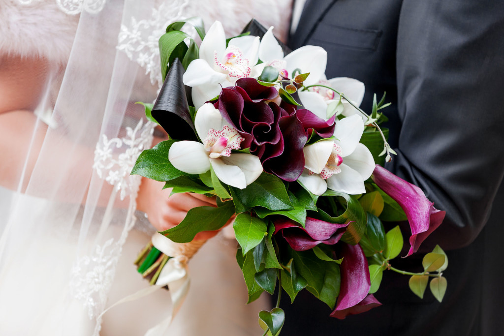 Bouquet Sposa Orchidee E Fiori D Arancio.Bouquet Di Calle Per Un Matrimonio A Ottobre